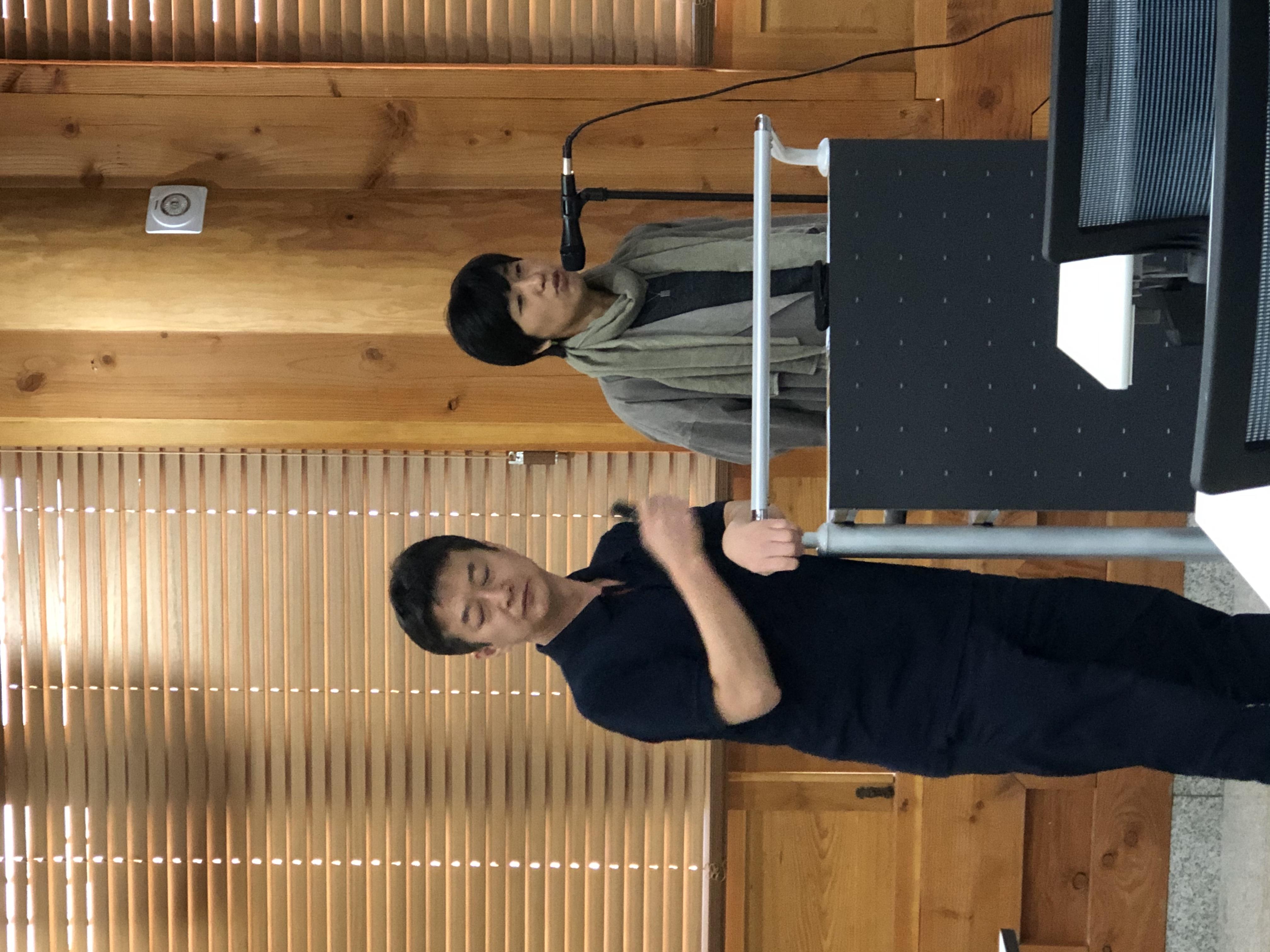 イ-サンジェ先生と巡る韓国飲料の旅